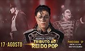 Tributo ao Rei do Pop em Piracicaba-SP