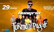 Turma do Pagode + Hungria Hip-Hop