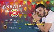 Arraiá da Pop com Rodrigo Marim
