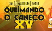Queimando O Caneco XV - Save the Date
