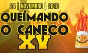 Queimando O Caneco XV - Save the Date