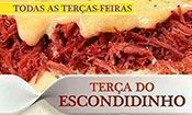 Ter�a do Escondidinho