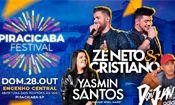 Piracicaba Festival -Zé Neto & Cristiano