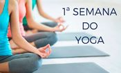 1ª Semana do Yoga no Mahatma