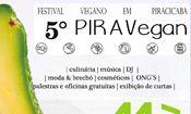 5° PIRAVegan | Festival Vegano