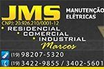 JMS MANUTENÇÃO ELÉTRICA COMERCIAL E INDUSTRIAL