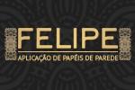 Aplicação de Papel de Parede Felipe