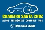 Chaveiro Santa cruz