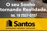 Santos Construções e Reformas