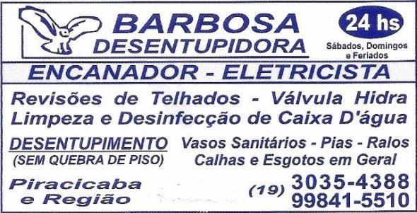 Barbosa Desentupidora
