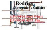 Encanador Rodrigo - Instalações Hidráulicas em Geral