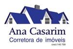 Ana Casarim - Corretora de Imóveis