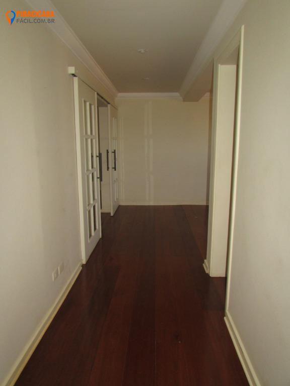Apartamento com 3 dormitórios para alugar, 244 m² por R$ 3.500/mês - São Dimas - Piracicaba/SP