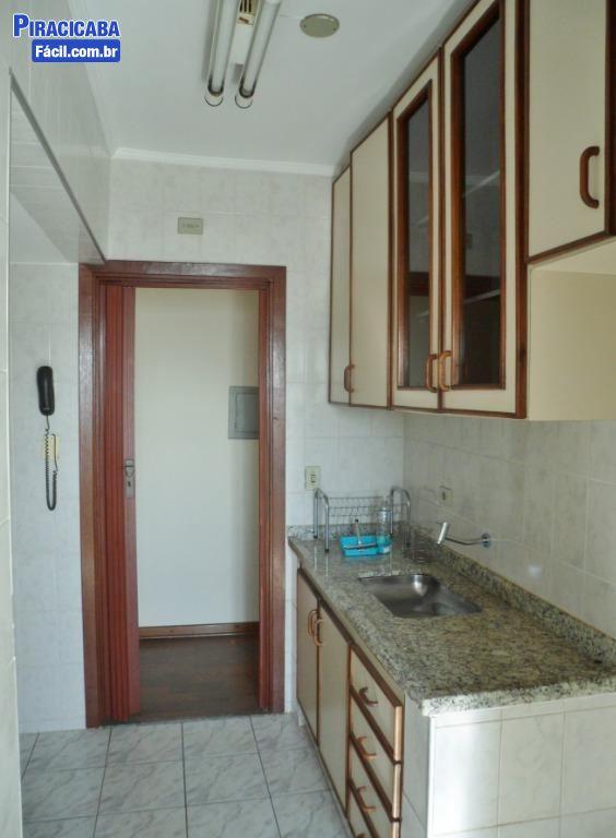 Apartamento residencial à venda, São Judas, Piracicaba.