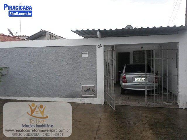 Casa com Edícula no Parque Piracicaba SP