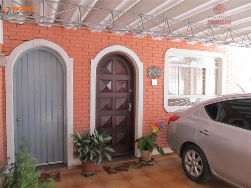 Casa Residencial à venda, Centro, Piracicaba - CA0035.