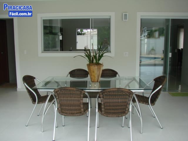 Casa com 4 dormitórios à venda, 527 m² por R$ 2.995.000,00 - Terras de Piracicaba - Piracicaba/SP