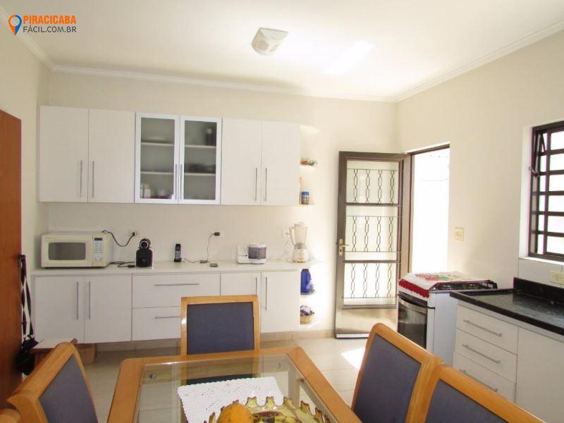 Casa residencial à venda, Parque Primeiro de Maio, Piracicaba - CA1889.