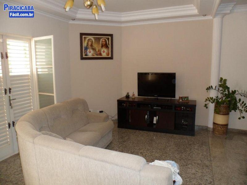 Casa com 4 dormitórios à venda, 306 m² por R$ 990.000,00 - Santa Cecília - Piracicaba/SP