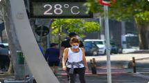 Frente fria deve amenizar onda de calor e provocar chuvas no Brasil