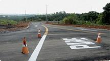 Obras de pavimenta��o no Glebas Calif�rnia est�o em fase de conclus�o