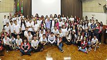 Alunos do Sesi 085 participam do