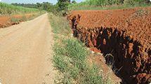 Pedido de Tozão é atendido em estradas do Campestre