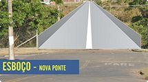 Obra vai ligar os bairros Santa Fé 1 e 3 e beneficiar mais de 3.000 pessoas