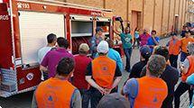 Oficina Operação Estiagem propiciou imersão teórica e prática no combate a queimadas