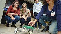 ArcelorMittal promove projetos de robótica em escolas municipais