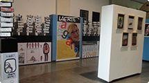 Acervo do Salão de Humor tem obras expostas no Engenho Central