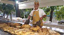Rua do Porto oferece opções gastronômicas atrativas para a Semana Santa