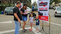 Abaixo-assinado pela instalação do Baep já tem quase 20 mil assinaturas